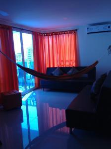 Apartamentos Cartagena, Apartmanok  Cartagena de Indias - big - 41