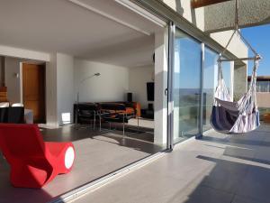 Duplex Reñaca, Apartmány  Viña del Mar - big - 9