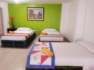 SanTonio Casa Hostal, Guest houses  Cali - big - 20