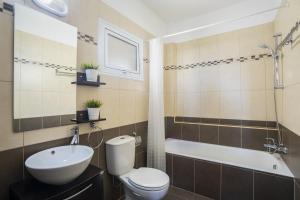 Protaras Palm Suite, Apartments  Protaras - big - 21
