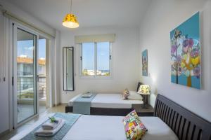 Protaras Palm Suite, Apartments  Protaras - big - 5