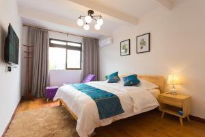 Shantangyaju Apartment, Apartmány  Su-čou - big - 8