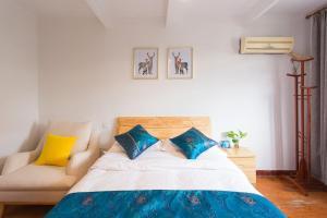 Shantangyaju Apartment, Apartmány  Su-čou - big - 9