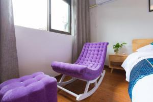 Shantangyaju Apartment, Apartmány  Su-čou - big - 13