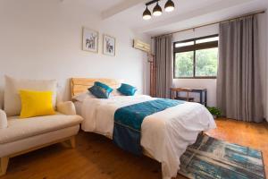 Shantangyaju Apartment, Apartmány  Su-čou - big - 16
