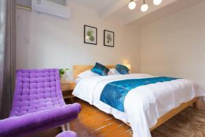 Shantangyaju Apartment, Apartmány  Su-čou - big - 17