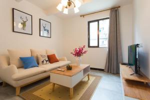 Shantangyaju Apartment, Apartmány  Su-čou - big - 18