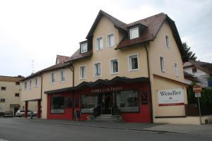Wendlers Ferienwohnungen - Eschenau