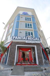 Pantai Regal Hotel, Hotely  Kuantan - big - 64