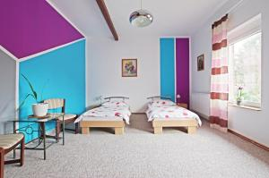 3 Private Rooms 4 Persons 5403