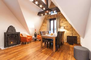 obrázek - The cozy attic apartment in the city center