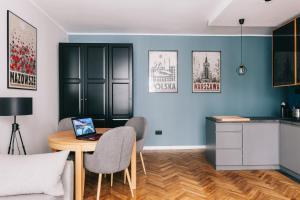 Heaven Blue Apartment