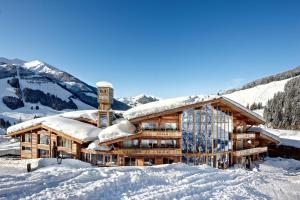 Art & Ski-in Hotel Hinterhag - Saalbach Hinterglemm
