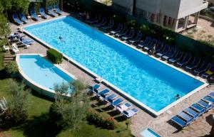 Hotel Doge, Отели  Морской Милан - big - 43