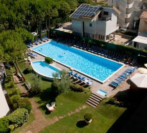 Hotel Doge, Отели  Морской Милан - big - 50