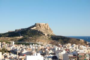 Torre Alicante Apartments, Apartmanok  Alicante - big - 40