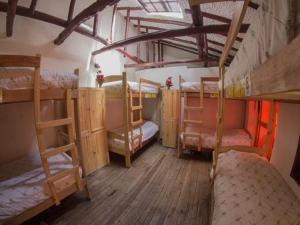 Ecopackers Hostels, Hostelek  Cuzco - big - 39