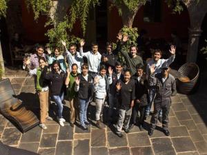 Ecopackers Hostels, Hostelek  Cuzco - big - 42