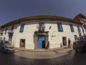 Ecopackers Hostels, Hostelek  Cuzco - big - 38