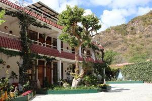 Hotel Fonda del Sol, Отели  Панахачель - big - 31