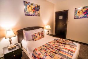 Royal Park Hotel & Hostel, Hostely  New York - big - 41
