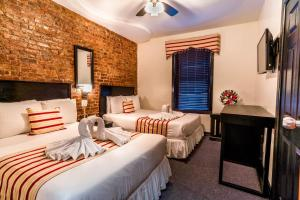 Royal Park Hotel & Hostel, Hostely  New York - big - 36