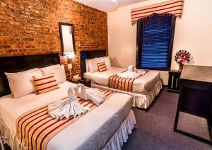 Royal Park Hotel & Hostel, Hostely  New York - big - 37