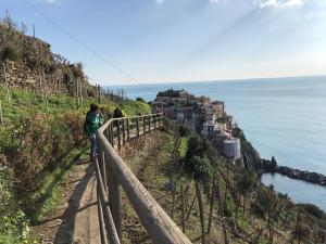 Zia Letizia Bed And Wine, Penziony  Monterosso al Mare - big - 111