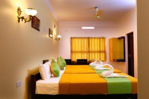 Hisham Residency, Hotels  Kakkanad - big - 28