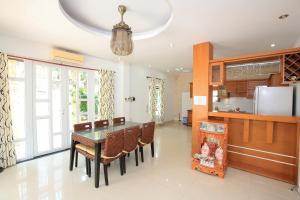 Mona Villa 03 - Sea Resort Mini, Vily  Vũng Tàu - big - 142