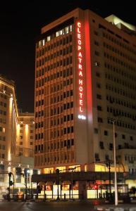 Cleopatra Hotel, Каир