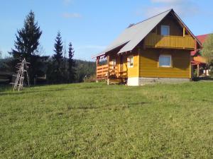 Domki na Wyrszczku