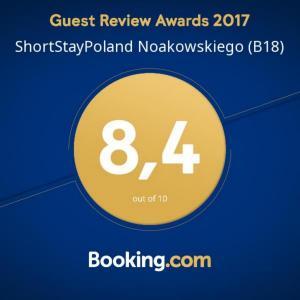 ShortStayPoland Noakowskiego (B18)