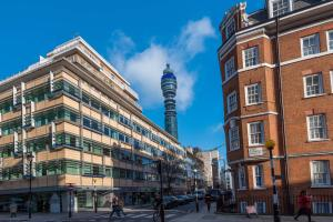 Outstanding Oxford Circus Home, Apartmány  Londýn - big - 5