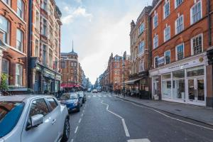 Outstanding Oxford Circus Home, Apartmány  Londýn - big - 14