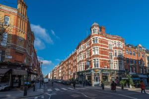 Outstanding Oxford Circus Home, Apartmány  Londýn - big - 19