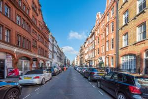 Outstanding Oxford Circus Home, Apartmány  Londýn - big - 25