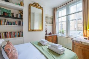 Outstanding Oxford Circus Home, Apartmány  Londýn - big - 33