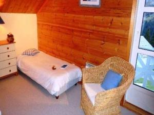 Rental Villa Hameau Chalets - Flaine Ii, Horské chaty  Flaine - big - 15