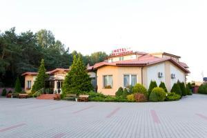Accommodation in Cekanowo