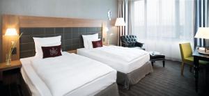 Mövenpick Hotel Stuttgart Airport, Отели  Штутгарт - big - 54