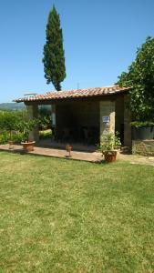 La Collina Di Pilonico, Venkovské domy  Pilonico Paterno - big - 39