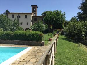 La Collina Di Pilonico, Загородные дома  Pilonico Paterno - big - 37