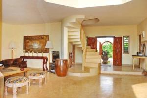 Villa Volandrella - in front of Watamu Beach, Dovolenkové domy  Watamu - big - 2