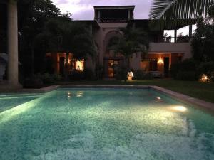 Villa Volandrella - in front of Watamu Beach, Dovolenkové domy  Watamu - big - 6