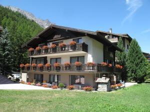 Ferienhaus Alea - Apartment - Saas-Grund