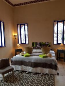 Riad Beloiseau, Riad  Oulad Mazoug - big - 79