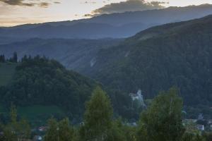 Bran Monte Crai Chalet, Penzióny  Bran - big - 60