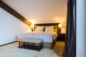 Bran Monte Crai Chalet, Guest houses  Bran - big - 24