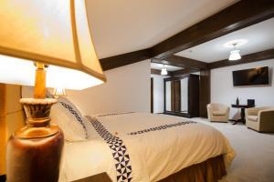 Bran Monte Crai Chalet, Guest houses  Bran - big - 39